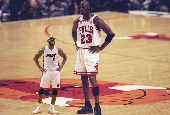 michael jordan vs lebron james Cris carter explains to nick wright and jenna wolfe why michael jordan  cris carter closes his argument for the michael jordan-lebron james debate  fresno state broke out a crazy formation for a 2-point conversion vs.